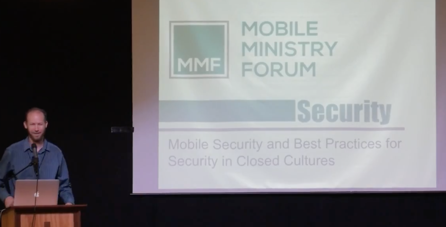 Best Practices for Mobile Security in Closed Cultures