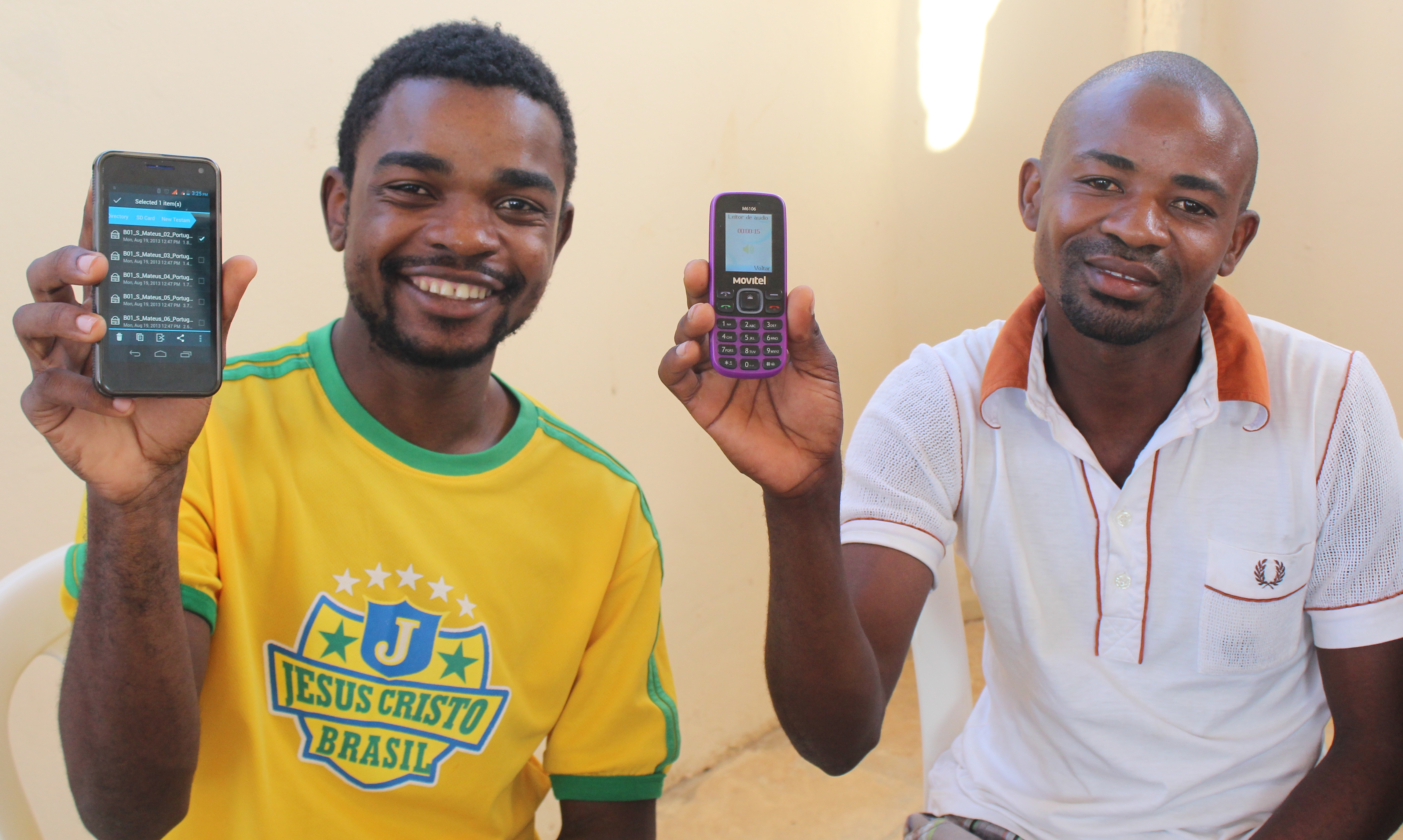 Choosing the Right Mobile Ministry Phone