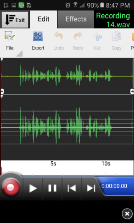 App Review: WavePad Audio Editor Free | Mobile Ministry Forum
