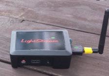 LightStream portable media distribution system.