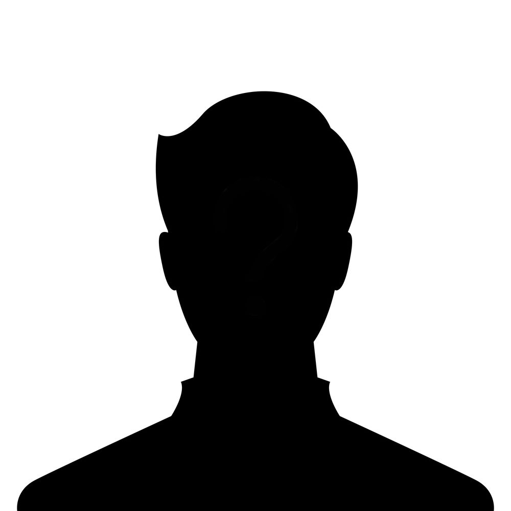 silhouette left